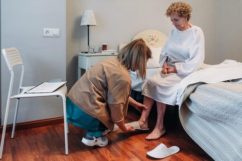 Niemieckie agencje opiekunek osób starszych