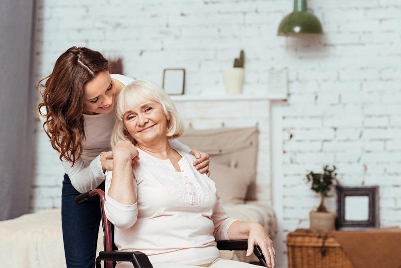 Opiekun osób starszych Niemcy