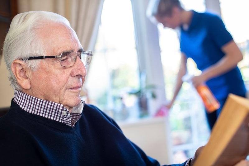 Opiekunka dla seniora Niemcy