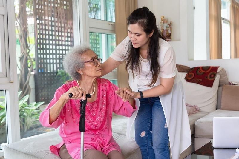 Opiekunki osób starszych Niemcy